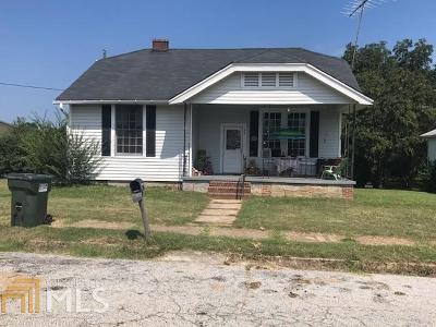 Elbert County, Franklin County, Hart County Single Family Home For Sale: 602 Roberts St