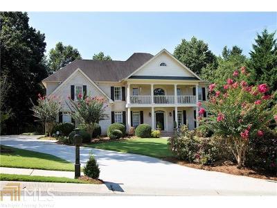 Ball Ground Single Family Home For Sale: 110 Ridge Vw