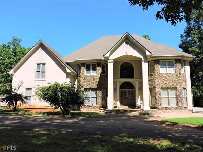 Winder Single Family Home For Sale: 130 Bowman Mill Rd