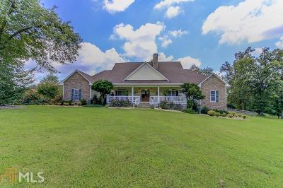 Coweta County Single Family Home For Sale: 717 Hood Rd
