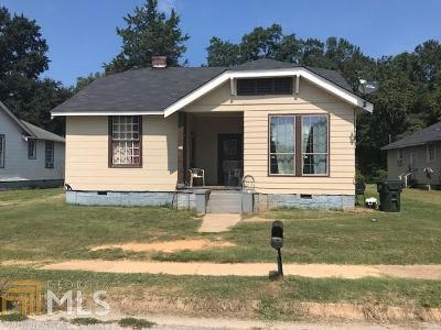 Elbert County, Franklin County, Hart County Single Family Home For Sale: 610 Roberts St