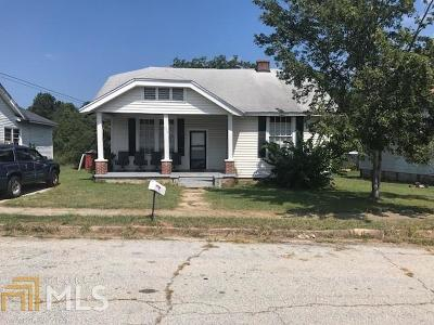 Elbert County, Franklin County, Hart County Single Family Home For Sale: 604 Roberts St