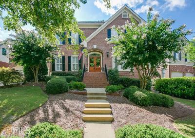 Suwanee Single Family Home For Sale: 960 Allen Lake Ln