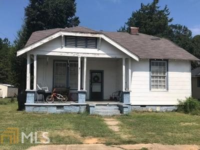 Elbert County, Franklin County, Hart County Single Family Home For Sale: 608 Roberts St