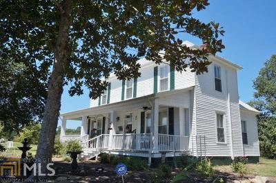 Senoia Single Family Home For Sale: 178 Tranquil Cemetary Rd