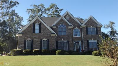 Lithonia Single Family Home For Sale: 5824 Mill Crest Way