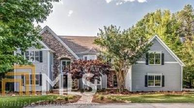 Buford Single Family Home For Sale: 2598 E Maddox Rd