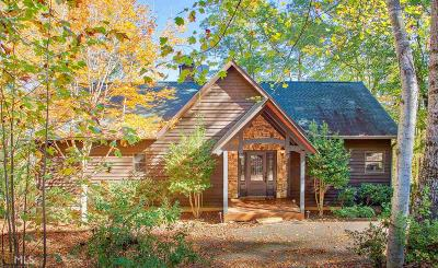 Rabun County Single Family Home For Sale: 350 Whitetail