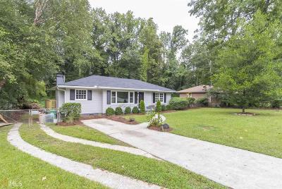 East Atlanta Village Single Family Home For Sale: 827 Gresham Ave