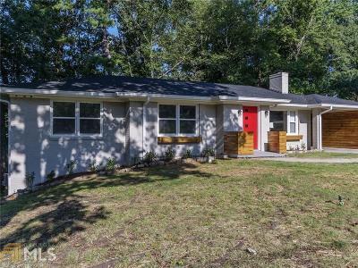 East Atlanta Village Single Family Home For Sale: 2339 Cloverdale