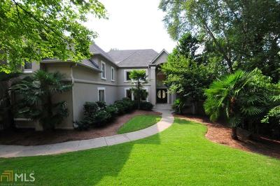 Roswell Single Family Home For Sale: 125 Kilrain Ct