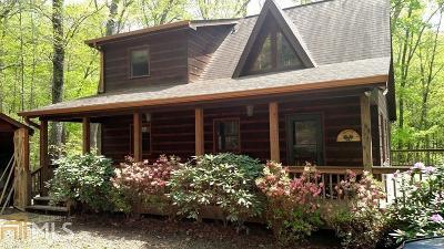 Blue Ridge Single Family Home For Sale: 584 Laurel Ridge Dr