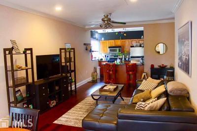 Fulton County Multi Family Home For Sale: 2479 NE Peachtree Rd #105