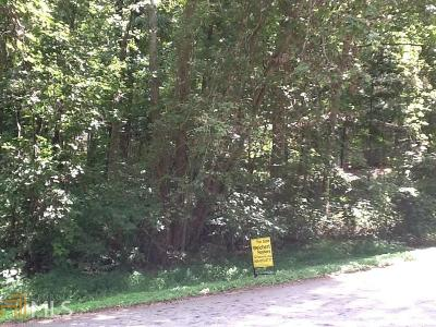 Stockbridge Residential Lots & Land Under Contract: Neal Blvd
