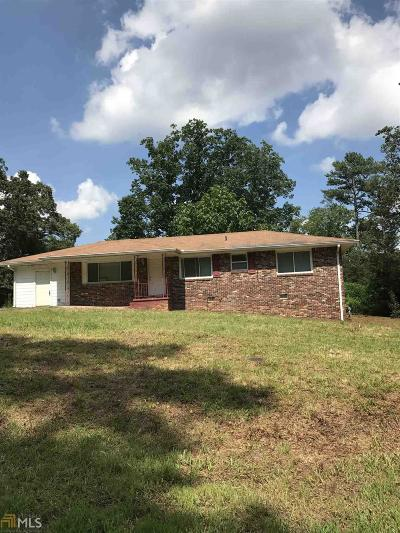 Kennesaw Single Family Home For Sale: 1780 Mary Ada Dr