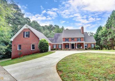 Suwanee Single Family Home For Sale: 5243 Moore Rd