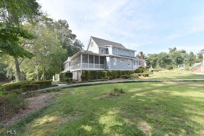 Loganville Single Family Home For Sale: 555 Hope Hollow Rd