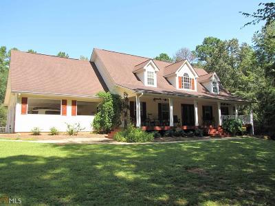 Senoia Single Family Home For Sale: 128 Byrom Rd