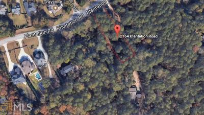 Lawrenceville Residential Lots & Land For Sale: 2164 Plantation Rd