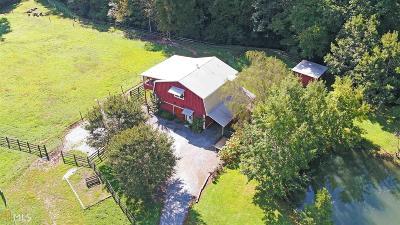 Rabun County Single Family Home For Sale: 2455 Bridge Creek Rd