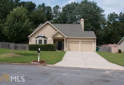 Alpharetta Single Family Home For Sale: 135 Douglas Fir Ct