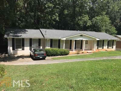 Fulton County Single Family Home For Sale: 2975 Branchwood Dr