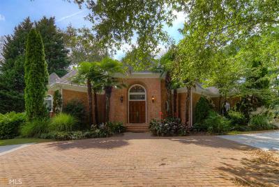 Johns Creek Single Family Home For Sale: 9320 Tailey Cir