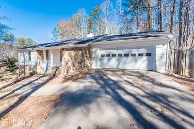 Tyrone Single Family Home For Sale: 235 Ridge Rd
