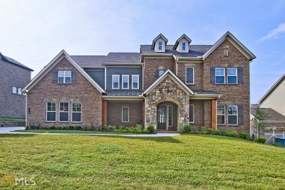 Suwanee Single Family Home Under Contract: 6120 Woodlawn Dr #27