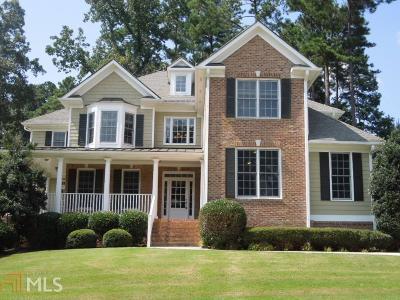 Powder Springs Single Family Home For Sale: 5610 Maxon Marsh Dr