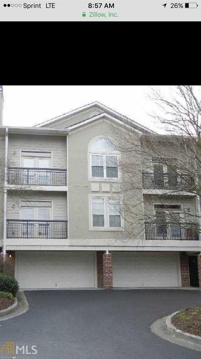 Fulton County Condo/Townhouse For Sale: 4244 River Green Dr #111