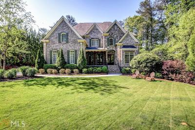 Buckhead Single Family Home For Sale: 1544 Peachtree Battle