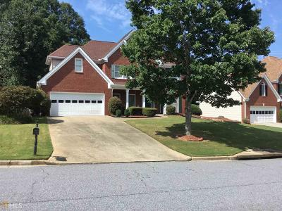 Suwanee Single Family Home For Sale: 2052 Little River Dr