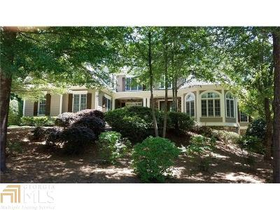 Milton Single Family Home For Sale: 580 Hickory Mill Ln
