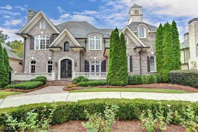 Duluth GA Single Family Home For Sale: $1,370,000