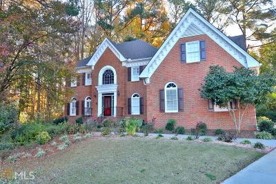Snellville Single Family Home For Sale: 1545 Blyth Walk