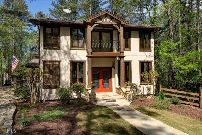 Buford Single Family Home For Sale: 1852 Buford Dam Rd