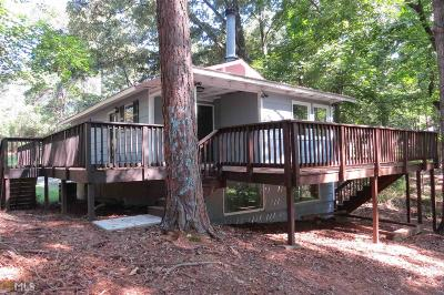 Hartwell, Lake Hartwell Single Family Home For Sale: 39 Jim Garvey Rd