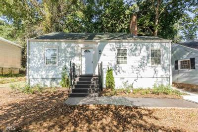 Fulton County Single Family Home For Sale: 1607 SW Orlando St