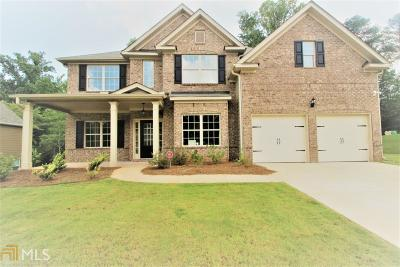 Conyers Single Family Home Under Contract: 2111 Ginger Estates Dr #11