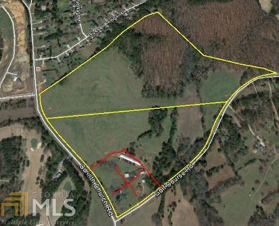Winder Residential Lots & Land For Sale: 534 Corinth Church Rd #1