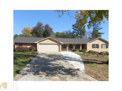 Decatur Single Family Home For Sale: 2840 Bonanza Dr