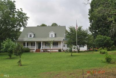 Monroe Single Family Home For Sale: 412 Double Springs Rd