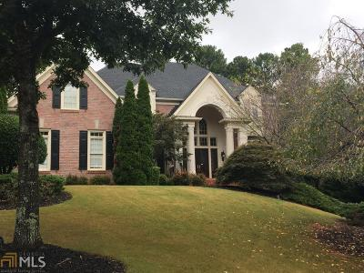 Duluth GA Single Family Home For Sale: $1,100,000