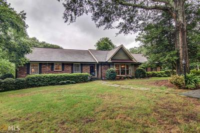 Loganville Single Family Home For Sale: 3404 Skyland Dr