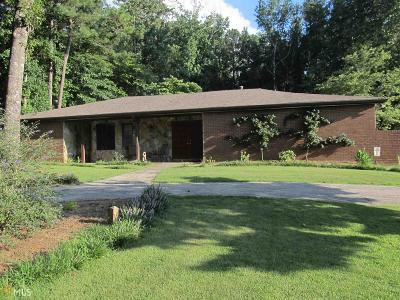 Fayetteville Single Family Home Back On Market: 115 Forest Hall Ln