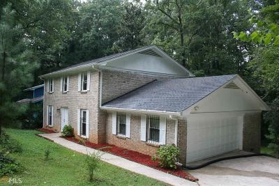 Norcross Single Family Home For Sale: 5823 Button Gwinnett