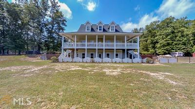 Fayette County Single Family Home For Sale: 311 Friendship Church Rd