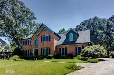 Roswell Single Family Home For Sale: 1055 Devereux Chase