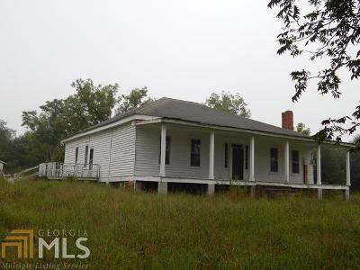Good Hope Single Family Home Under Contract: 5680 Ga Highway 186